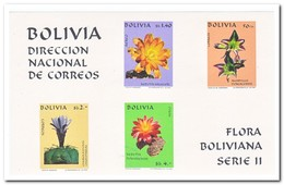 Bolivië 1971, Postfris MNH, Cacti - Bolivië