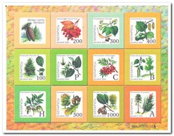 Wit Rusland 2004, Postfris MNH, Trees - Wit-Rusland