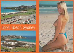 AUSTRALIA - Bondi Beach - Sydney - Nude Girl - Sydney