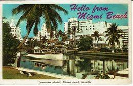 MIAMI BEACH-THE SAXONY HOTEL - Miami Beach