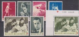 Belgie 1963 Rode Kruis 7w ** Mnh (38575) - Neufs