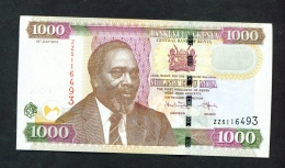 KENYA  -  2010  1000 Shillings  UNC Banknote - Kenia