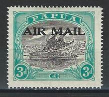 Papua SG 112, Mi 69 II * MH - Papouasie-Nouvelle-Guinée