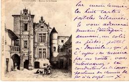 ANGOULÊME - MAISON DE SAINT SIMON - Angouleme