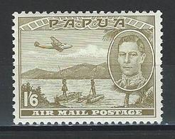 Papua SG 168, Mi 117 * MH - Papouasie-Nouvelle-Guinée