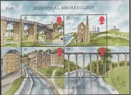 Grande-Bretagne United Kingdom 1989 Yvertn° Bloc 5 *** MNH Cote 12 Euro - Blocs-feuillets