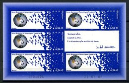 ... RARE...TAAF 2008  N° 519 ** FEUILLET Neufs MNH Luxe Cote 90 € Michel GRANGER Faune Oiseaux Albatros Birds Fauna - Nuevos