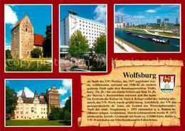 73210026 Wolfsburg Annen Kirche Rathaus VW Werk Schloss Wolfsburg - Wolfsburg