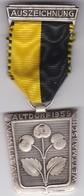 SWITZERLAND   -  MEDAL - AUSZEICHNUNG - XV MILITAR  WETTMARSCH - ALTDORF - 1959 - Athletics