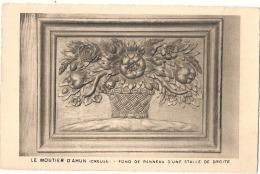 ***  23  ***  Le Moutier D'Ahun Fond De Panneau TTB Neuve - France