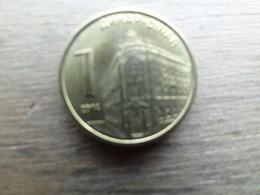 Serbie  1 Dinar  2014  Km !!! - Serbia