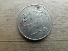 Chypre  20  Cents  1985  Km 57 - Cyprus