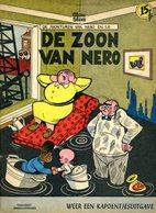 Nero - De Zoon Van Nero (1ste Druk)  1960 - Nero