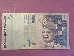 Malaysie 1 Ringit 2000 P39 Circulé - Malaysie