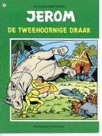 Jerom - De Tweehoornige Draak (1ste Druk)  1976 - Jerom