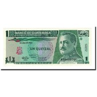 Billet, Guatemala, 1 Quetzal, 1991-03-06, KM:73b, NEUF - Guatemala