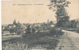 39 // PLAINOISEAU   Vue D'ensemble 1634 - Other Municipalities