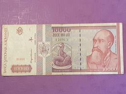 Roumanie 10 000 Lei 1994  P105circulé - Roumanie