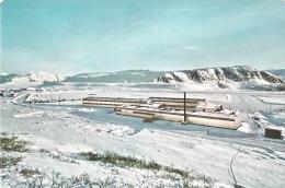 GL - Søndre Strømfjord :Lufthavnsbygningen - Danish Air Terminal - L'aéroprt Danoise [= Danois] - Greenland