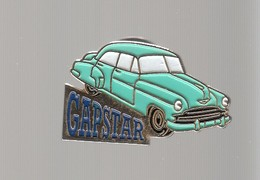 Pin's - VOITURE BLEU - GAPSTAR - Volkswagen
