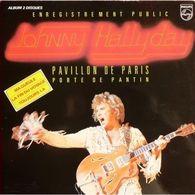 "Johnny Hallyday "" Pavillon De Paris "" - Vinyl Records"