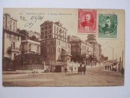 Monte-carlo L'avenue  Monte-carlo - La Condamine