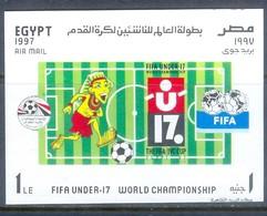 A261- Egypt 1997. FIFA Under 17 World Championship. Football. - Soccer