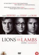 LIONS FOR LAMBS   ( LIONS ET AGNEAUX)   ROBERT REDFORD MERYL STREEP TOM CRUISE - Crime