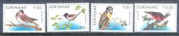 A266- Suriname Surinam 1997. Bird.  Vogels. Oiseaux. Vögel. - Birds