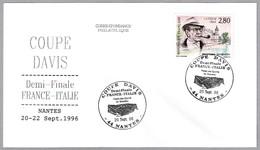 SEMIFINAL COPA DAVIS FRANCIA Vs ITALIA - Davis Cup Semifinal. Nantes 1996 - Tennis