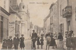 Chagny - Rue De La Bouthière - Chagny