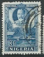 Nigéria  - Yvert N° 41 Oblitéré  ( 3 Dents Rognées En Haut ) -  Bce 10906 - Nigeria (...-1960)