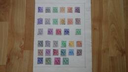 Germany - 1945 - 33 Various Stamps - Look Scan - Zone AAS