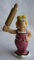 FIGURINE ASTERIX PLASTOY 1997 BONEMINE TBE (2) - Asterix & Obelix