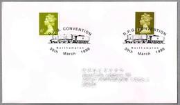 R.P.G. CONVENTION - Ferrocarril - Railroad. Northampton 1996 - Trenes