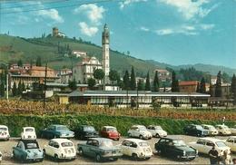 Sotto Il Monte (Bergamo) Paese Di Papa Giovanni XXIII, Auto D'Epoca, Old Cars, Colle S. Giovanni Sul Fondo - Bergamo
