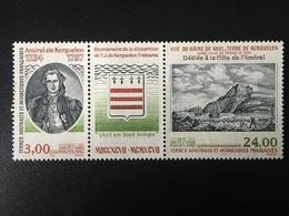 "TAAF 1997 : ""Bicentenaire De La Disparition De Y.J. De Kerguelen - Trémarec"" - Terres Australes Et Antarctiques Françaises (TAAF)"