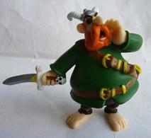 FIGURINE ASTERIX PLASTOY 1997 BARBE ROUGE (2) - Asterix & Obelix