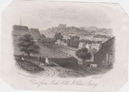 Jersey Engraving Print View - South Hill To Victoria College - Prints & Engravings