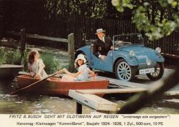 Hanomag Kommißbrot,Automuseum Fritz B.Busch,ungelaufen - Voitures De Tourisme