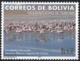 Bolivia 2005 ** CEFIBOL 1868. Turismo: Desiertos Blancos, Lagunas De Colores. - Bolivia