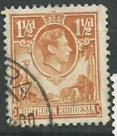 Rhodésie Du Nord  - Yvert N° 27 A  Oblitéré   - Bce 11012 - Northern Rhodesia (...-1963)