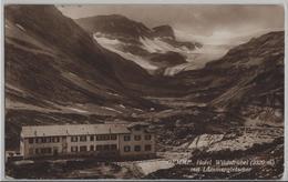 Gemmi - Hozel Wildstrubel Mit Lämmergletscher - Photoglob - VS Valais