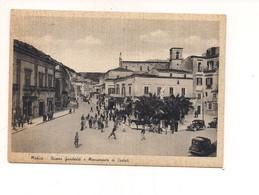 $3-5610 SICILIA MODICA RAGUSA 1942 VIAGGIATA - Modica