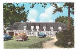 14 Le Home Sur Mer Club De Golf De Cabourg CPSM PF Cachet 1965 Vieille Voiture Auto Citroen DS - Autres Communes