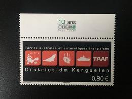 """TAAF 2016 : """"District De Kerguelen"""" - Französische Süd- Und Antarktisgebiete (TAAF)"""