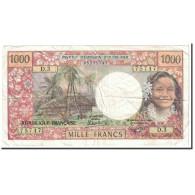 Billet, Nouvelle-Calédonie, 1000 Francs, 1983, Undated, KM:64b, TTB - Nouvelle-Calédonie 1873-1985