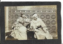 Spain-U.P.U.,Royal Couple RPPC 1904 - Antique Real Photo Postcard - Spagna