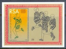 A276- South Africa RSA 1996. African Football. - Soccer