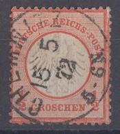 DR Minr.3 Plf. III Gestempelt K1 Chemnitz 15.5.72 - Gebraucht